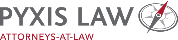 Pyxis Law Logo EN
