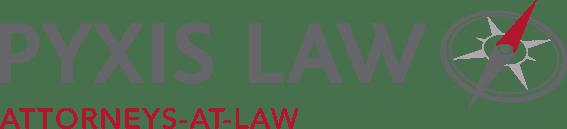 Pyxis Law Logo EN